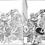 Bill Sienkiewicz Loose Pencils and Bob McLeod Inks