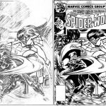 Dave Cockrum Loose Pencils and Bob McLeod Inks