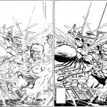 Dave Cockrum Loose Pencils And Breakdowns and Bob McLeod Inks And Finishes