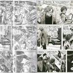 Gene Colan Pencils and Bob McLeod Grey Wash Inks