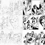 Sal Buscema Breakdowns and Bob McLeod Finishes
