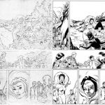 Sal Buscema Breakdowns and McLeod Finishes