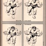 Mike Zeck Pencils and Various Inkers