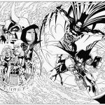 Pencils by Joe Quesada