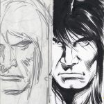 John Buscema Breakdowns and Berry Acerno Finishes