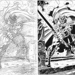Val Semeiks Pencils and Bob McLeod Inks